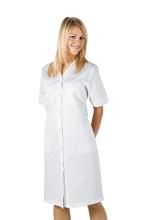 Camice da Donna Michelle – BIANCO – 100% cotone – ristorazione – hotelleria – pulizie – ISACCO