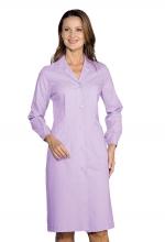 Camice Donna - colore LILLA – sanitario – estetico – alimentare - ISACCO