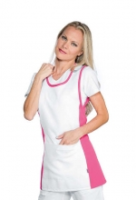 CASACCA PAPEETE FUXIA+BIANCO 100 % POLYESTER