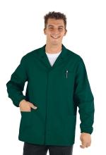 Casacca - Giacca Sport – Uomo – colore VERDONE – medicale – sanitario – servizi – ISACCO