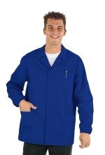 Casacca - Giacca Sport – Uomo – colore BLU CINA – medicale – sanitario – servizi – ISACCO