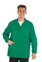 Casacca - Giacca Sport – Uomo – colore VERDE – medicale – sanitario – servizi – ISACCO