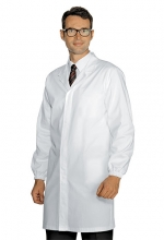 Camice Uomo 3 Tasche Interne - Bianco – ISACCO