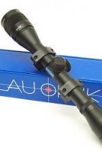 Cannocchiale Blauoptik 4x32 per carabina