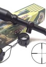 Cannocchiale Konuspro 3-10x44 reticolo inciso