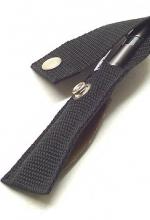 Fodero custodia porta penna nylon