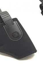 Fondina Vega cordura da fianco T257 per revolver 2 pollici serie T2