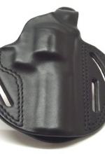 Fondina Vega cuoio H123 revolver 4 pollici castello L serie H1