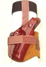 Fondina Vega cuoio caviglia C110 per beretta 84 serie C1