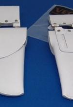 Fondina Vega cuoio chiusa SB602 per beretta 92 98
