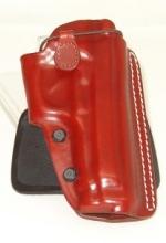 Fondina Vega cuoio con paddle UA100 per beretta 92 98