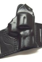 Fondina Vega cuoio da fianco F104 per revolver da 2,5 a 4 pollici