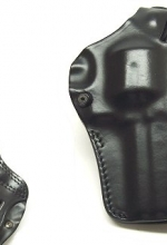 Fondina Vega cuoio da fianco T166 per revolver 4 pollici castello N