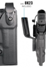 Fondina Vega polimero VKD804 per glock 17 22 31 37 serie VKD8
