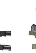 Fondina Vega polimero VKL800 cosciale per beretta 92 serie VKL8