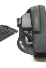 Fondina Vega polimero shockwave SHWC009L per glock 17 22 31 37