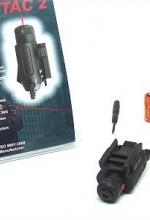 Laser LAS TAC 2 Devices con attacco per pistola con slitta sottocanna