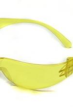 Occhiale da tiro 3M giallo in policarbonato