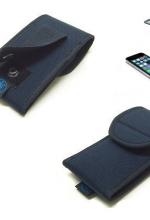 Porta Cellulare iPhone 2R26 in cordura Vega