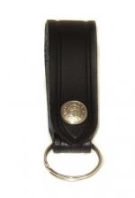 Porta chiavi Vega cuoio con anello 1V16