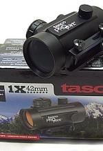 Propoint Tasco 1X42 mm BKR42RGD per carabina