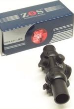 Propoint ZOS 1X25 rd red dot ottica punto rosso per carabina