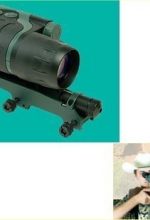 Visore Yukon NVMT3X42 con laser notturno per fucile o carabina