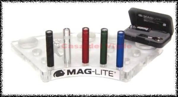 Lampadina di ricambio Maglite xenon mag  modello 5 cell C D LMSA501E